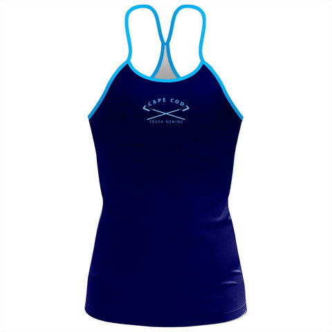 Cape Cod Youth Rowing Women's Sassy Strap Tank