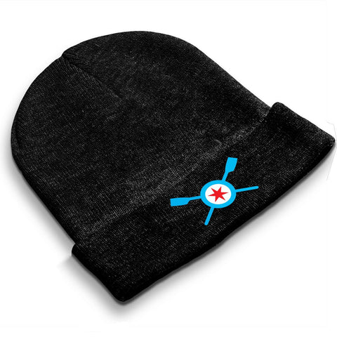 Chicago Rowing Foundation Cuffed Beanie