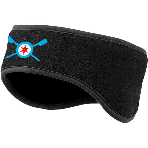 Official Chicago Rowing Foundation Fleece headband