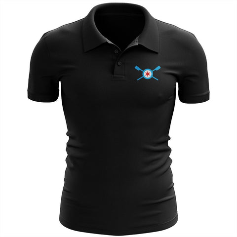 Chicago Rowing Foundation Embroidered Performance Men's Polo
