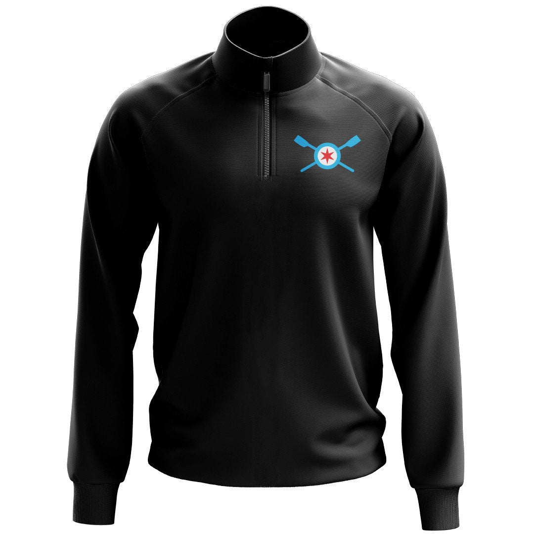 Chicago Rowing Foundation Mens Performance Pullover