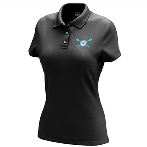 Chicago Rowing Foundation Embroidered Performance Ladies Polo