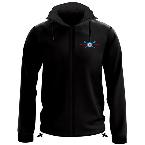 Official Chicago Rowing Foundation Team Spectator Jacket