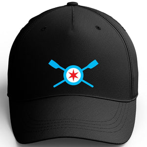 Official Chicago Rowing Foundation Cotton Twill Hat