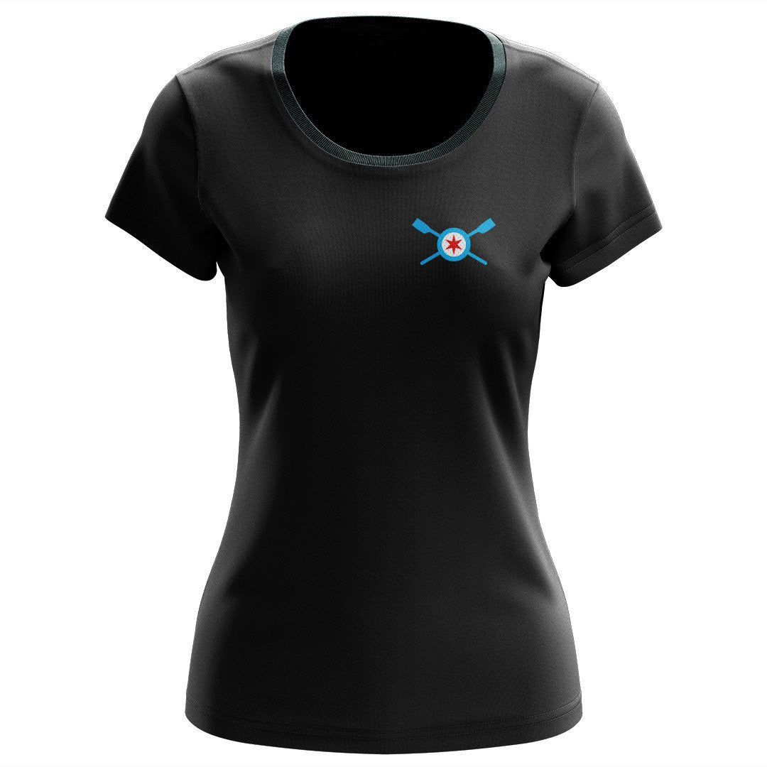 Chicago Rowing Foundation Women's Drytex Performance T-Shirt