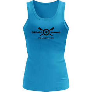 Chicago Rowing Foundation cotton tank top