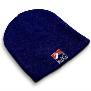 Straight Knit Capital Rowing Club Beanie