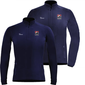 1/4 Zip Capital Rowing Club Fleece Pullover