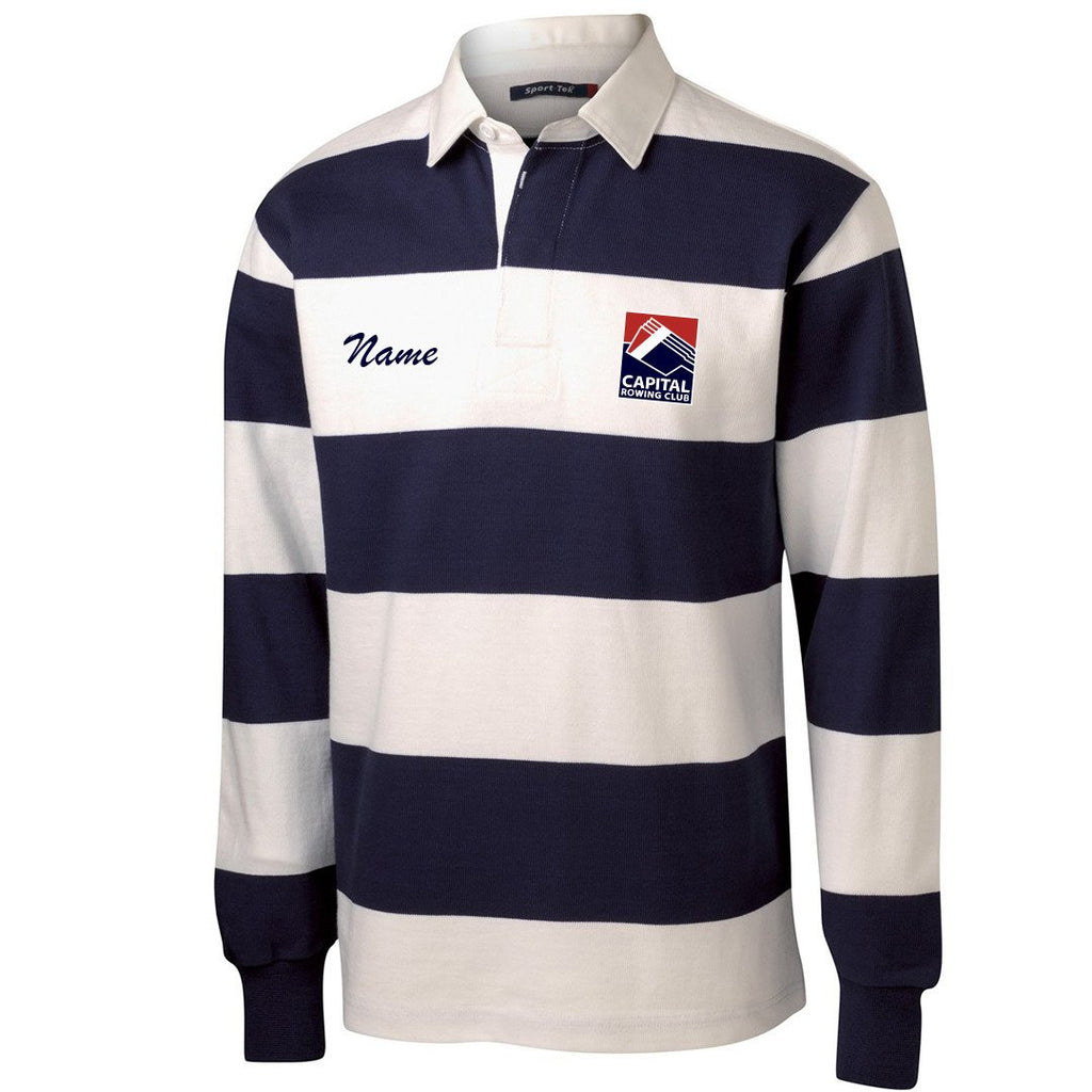 Capital Rowing Club Rugby Shirt