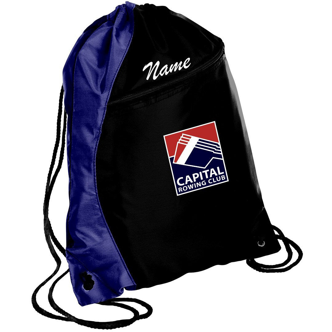 Capital Rowing Club Slouch Packs