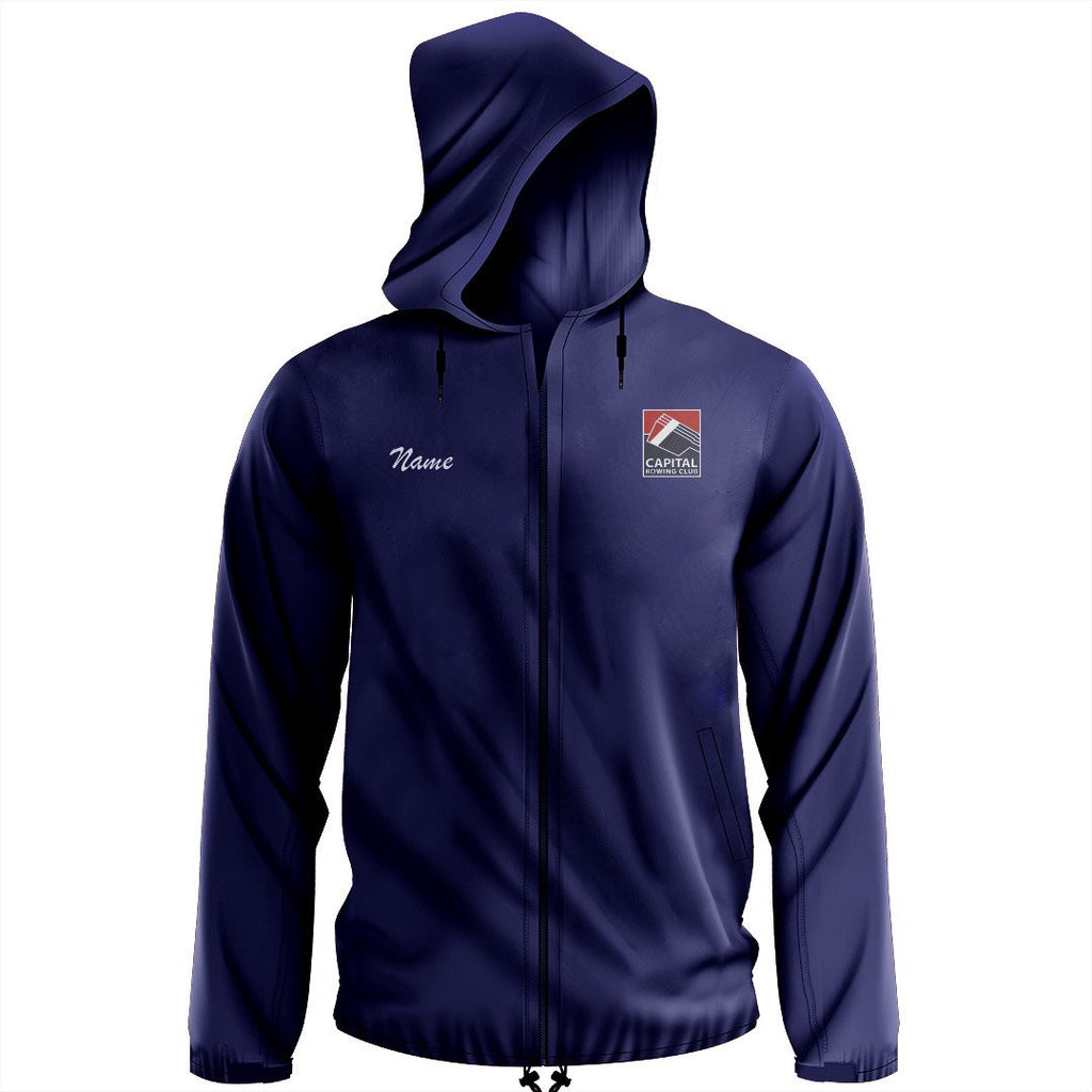 Official Capital Rowing Club Team Spectator Jacket
