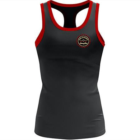 Colorado Skating Club Women's T-back Tank