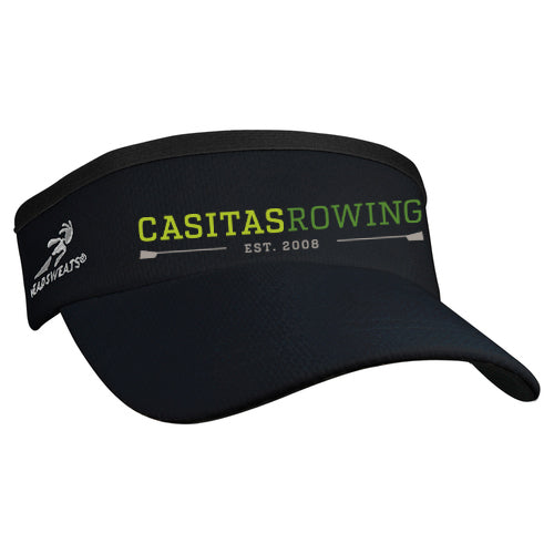 Casitas Rowing Team Competition Performance Visor