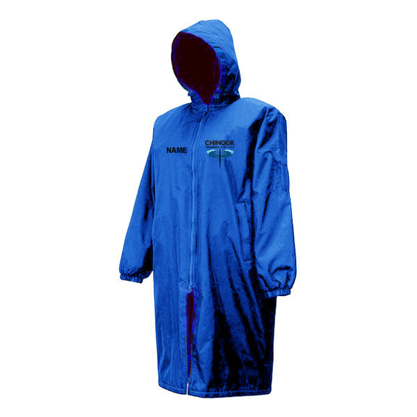 Full Length Chinook Performance Racing Parka