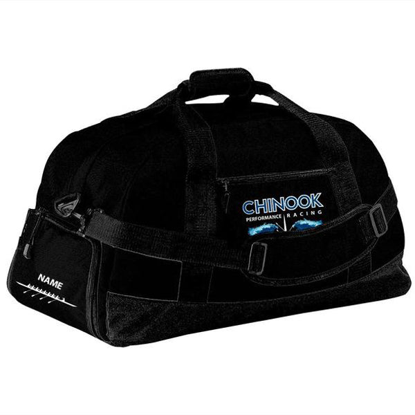 Chinook Performance Racing Team Race Day Duffel Bag