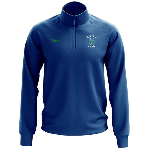 Churchill Crew Mens Performance Sweatshirt