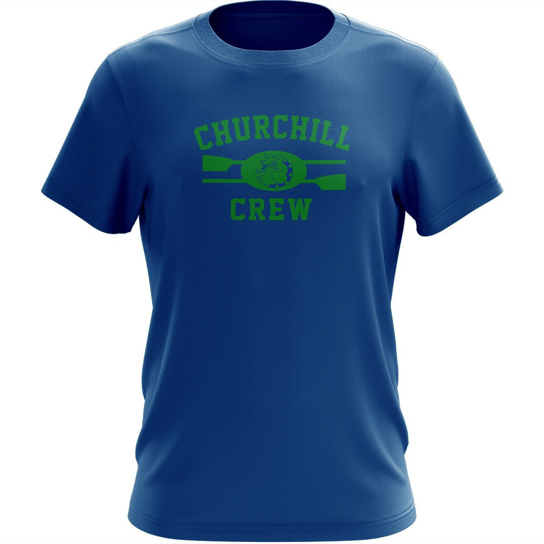 Churchill Crew Men's Drytex Performance T-Shirt