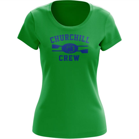Churchill Crew Women's Drytex Performance T-Shirt