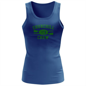 Cotton Churchill Crew Cotton Tank Top