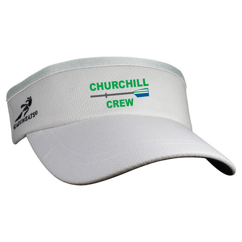 Churchill Crew Team Competition Performance Visor