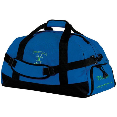 Churchill Crew Team Race Day Duffel Bag