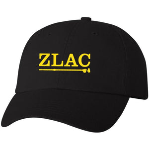 Official ZLAC Cotton Twill Hat