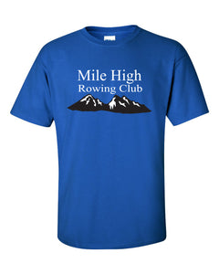 100% Cotton Mile High RC Women's Team Spirit T-Shirt