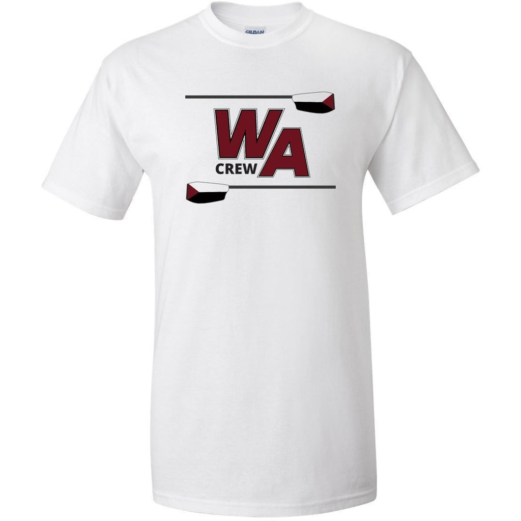 100% Cotton Westford Crew Men's Team Spirit T-Shirt