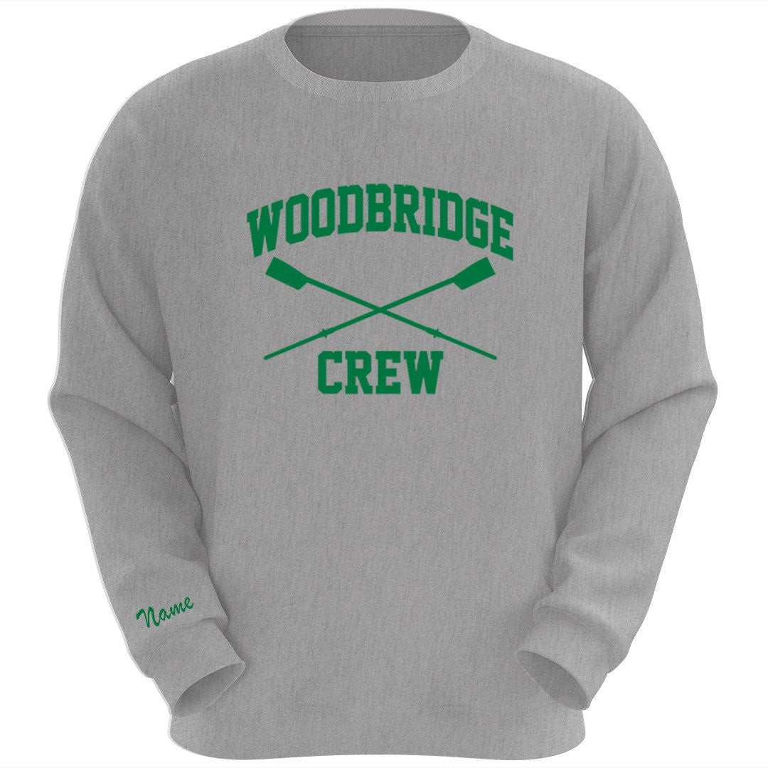 Woodbridge Heather Crew Neck