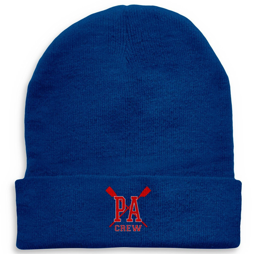 Straight Knit Central Florida Rowing Beanie