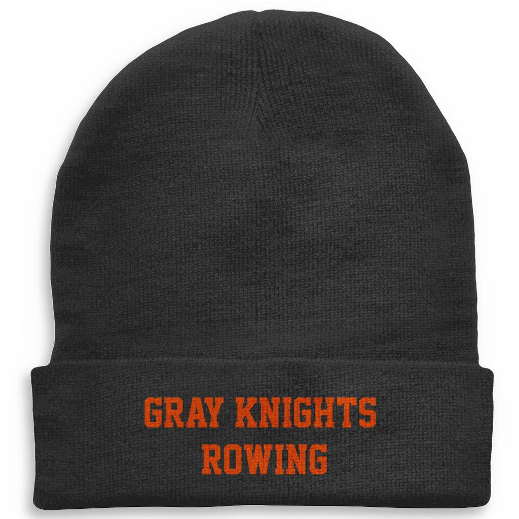 Gray Knights Rowing Club Cuffed Beanie