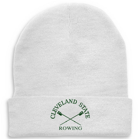 Cleveland State University Rowing Cuffed Beanie