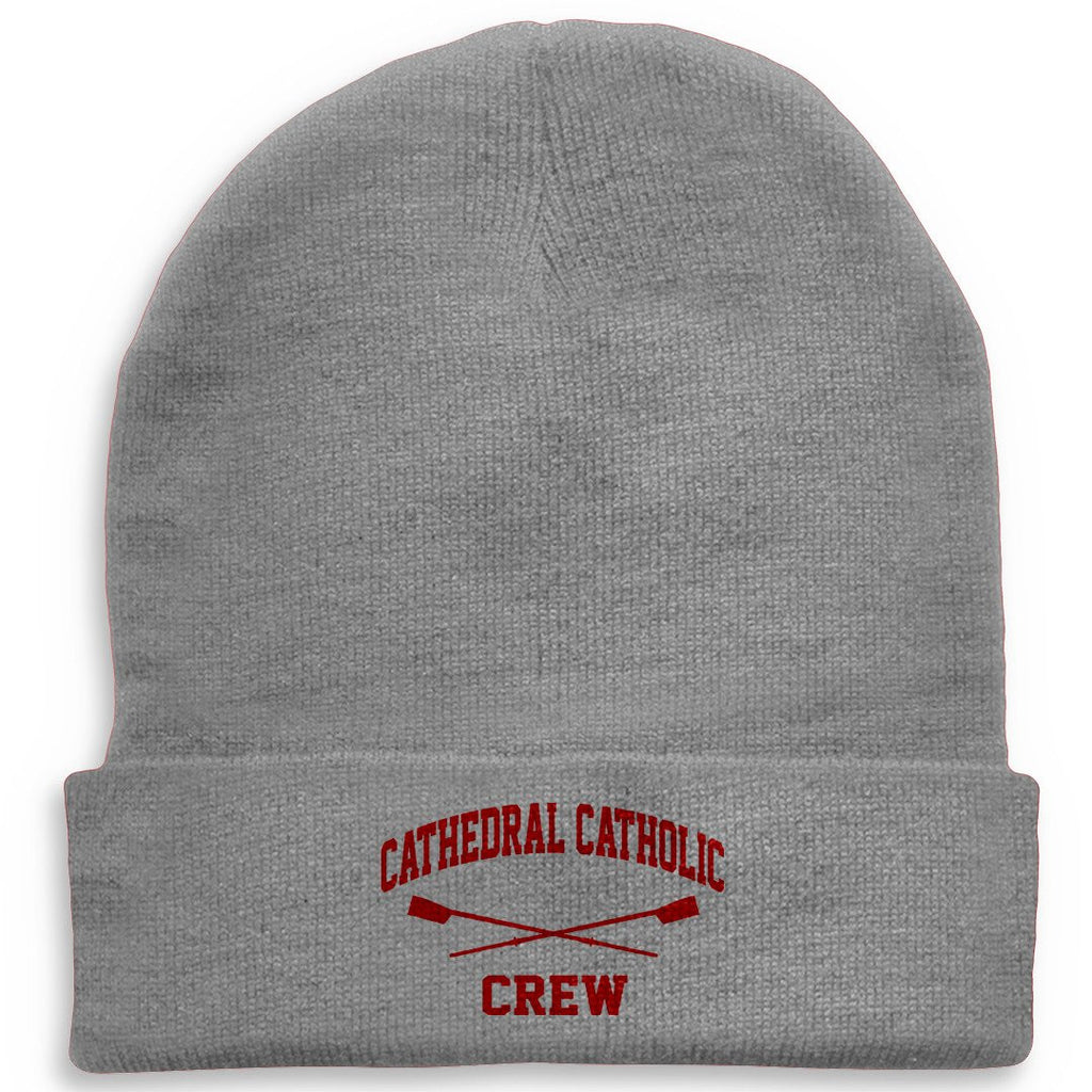 Cathedral Catholic Crew Cuffed Beanie