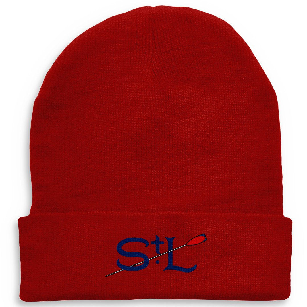 St Louis Rowing Club Cuffed Beanie