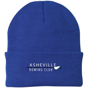 Asheville Rowing Club Cuffed Beanie