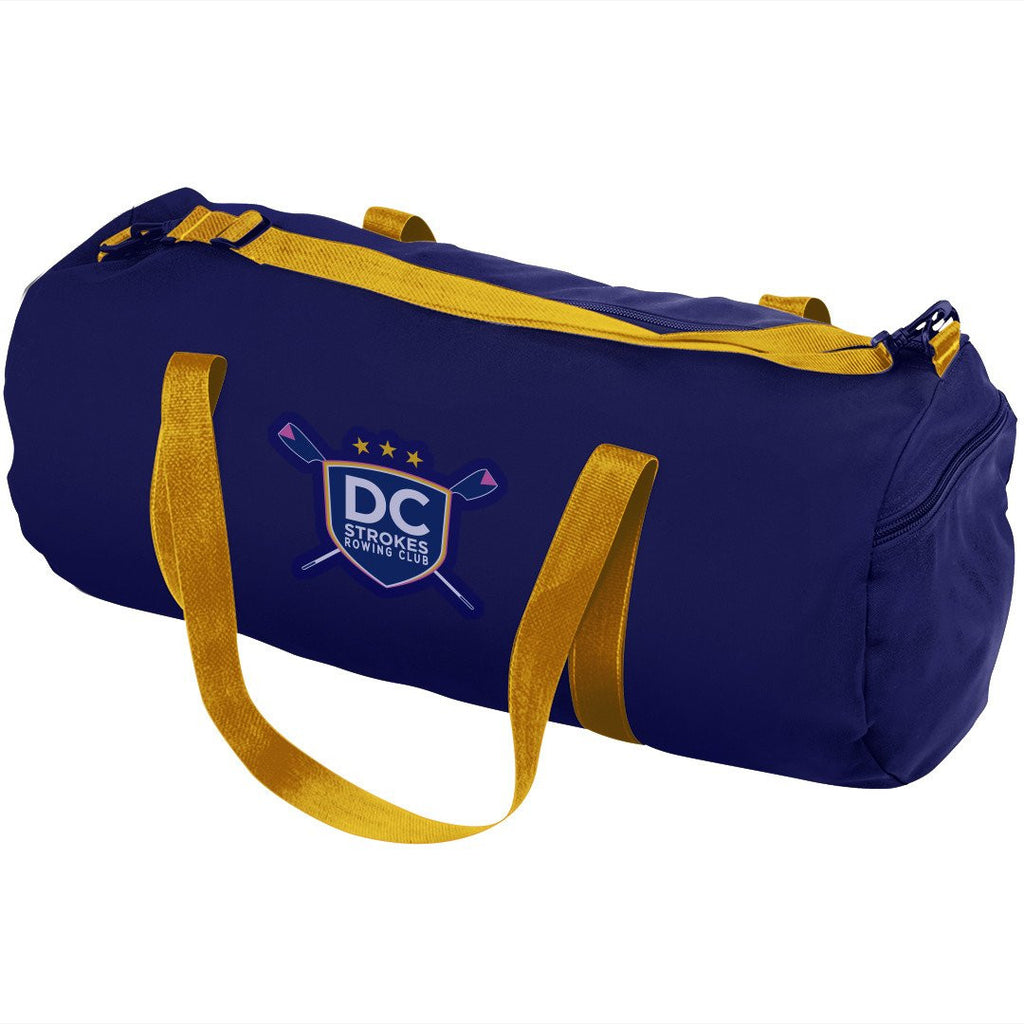 DC Strokes Rowing Club Team Duffel Bag (Large)