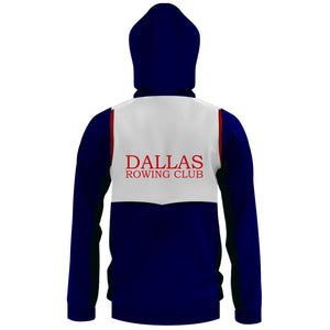 Dallas Rowing Club Juniors Hydrotex Lite Hooded Splash Jacket
