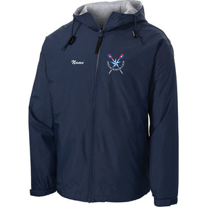 Dallas Rowing Club Juniors Team Spectator Jacket