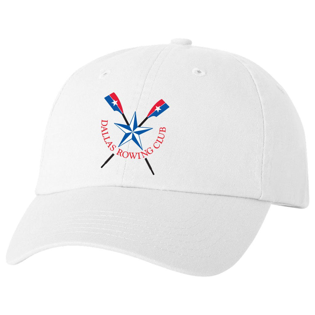 Dallas Rowing Club Juniors Cotton Twill Hat