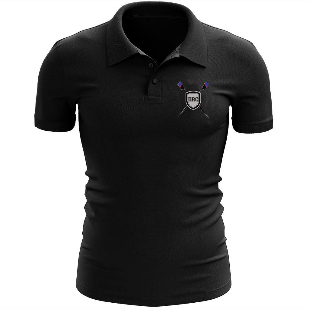 DePaul Crew Embroidered Performance Men's Polo