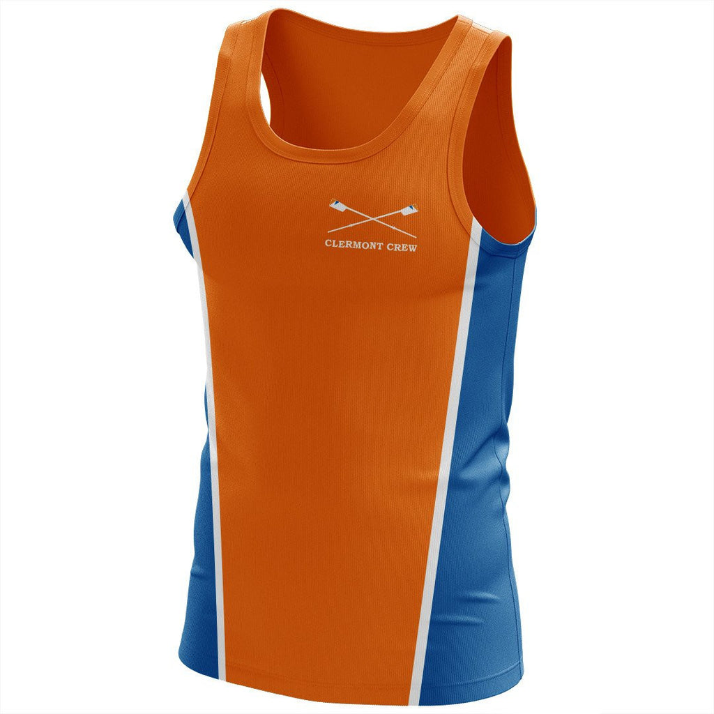 Clermont Crew Traditional Dryflex Spandex Tank