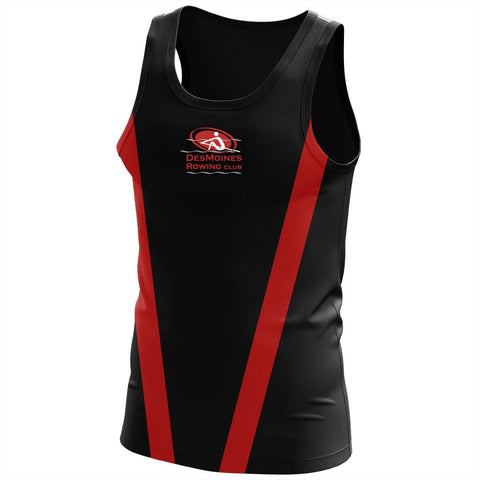 Des Moines Rowing Club Traditional Drytex Tank