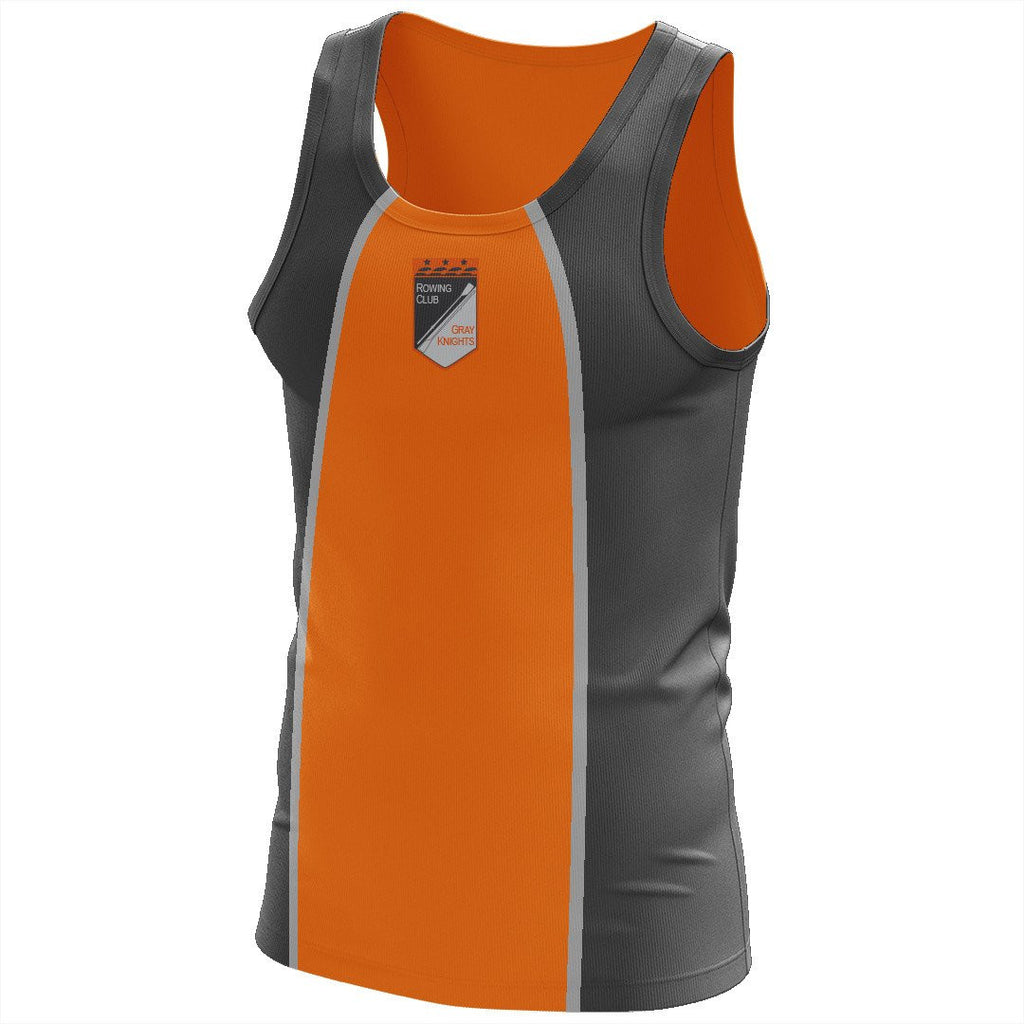 Gray Knights Rowing Club Men's Traditional Dryflex Spandex Tank