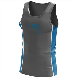 Chicago Rowing Union Traditional Dryflex Spandex Tank