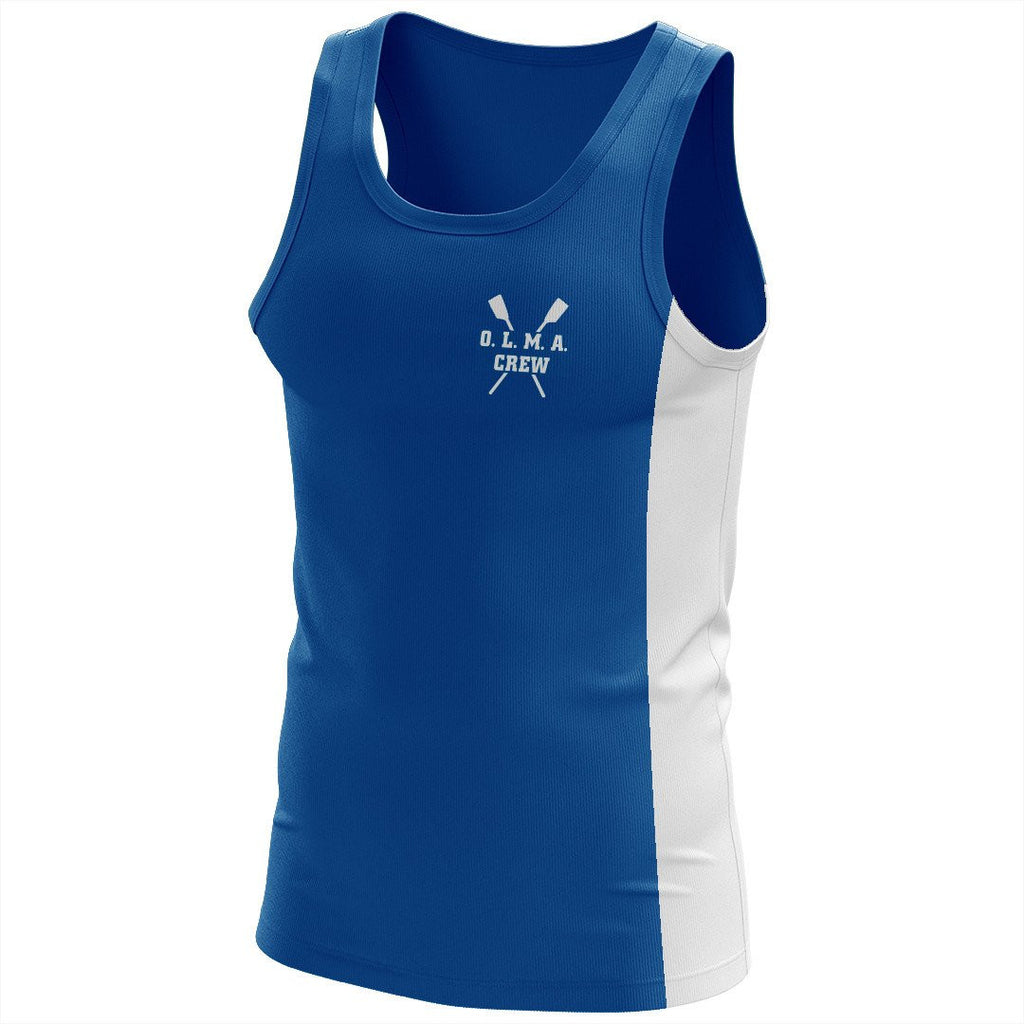 OLMA Rowing Gear Traditional Dryflex Spandex Tank