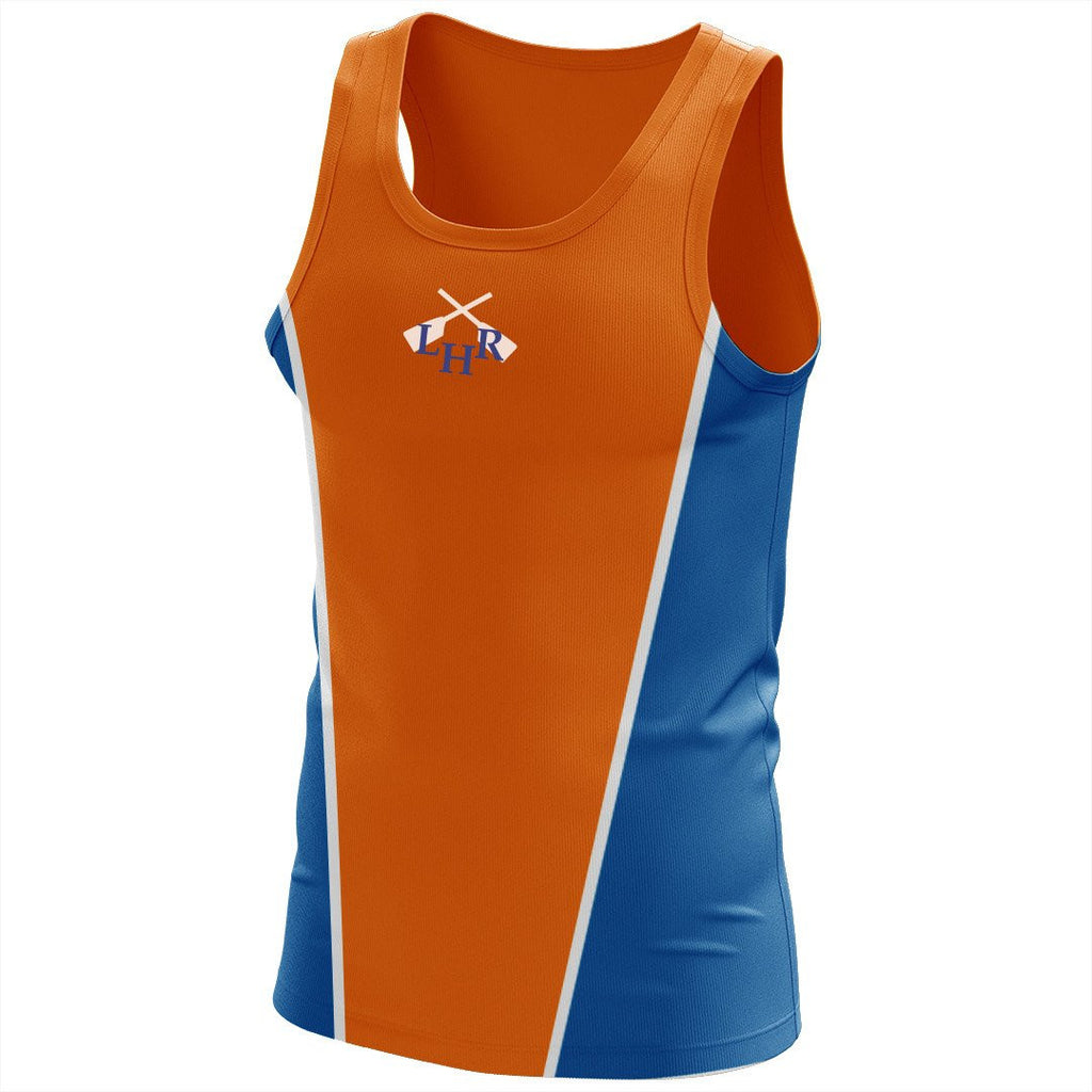 Lake Houston Rowing Men's Traditional Dryflex Spandex Tank