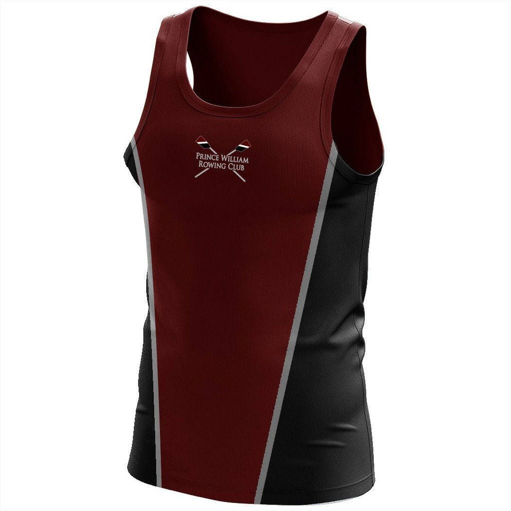 Prince William Rowing Club Dryflex Spandex Tank Option 2