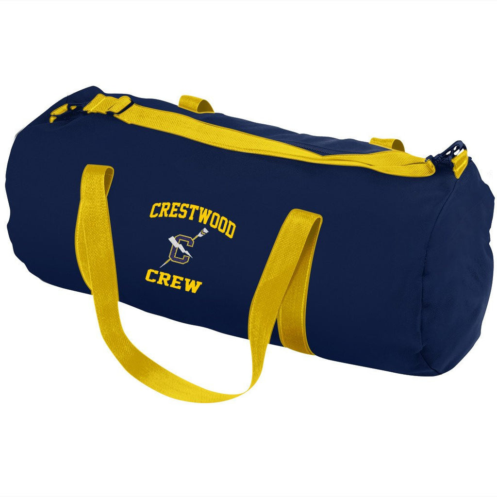 Crestwood Crew Team Duffel Bag (Medium)