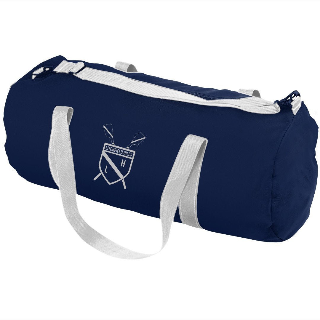 Litchfield Hills Rowing Club Team Duffel Bag (Large)