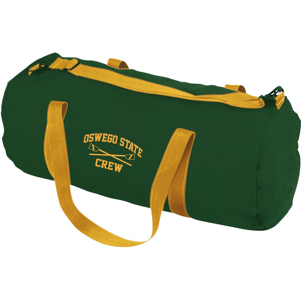 Oswego State Crew Team Duffel Bag (Medium)